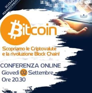 Bitcoin incontro online