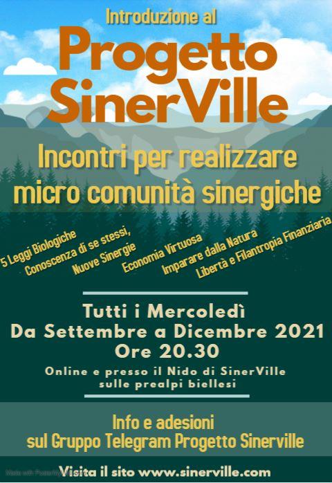 introduzione al progetto sinerville