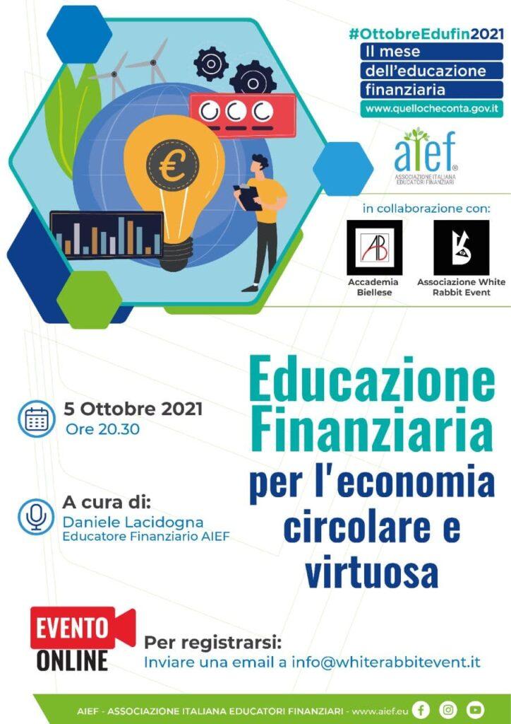edufin Economia circolare 2021