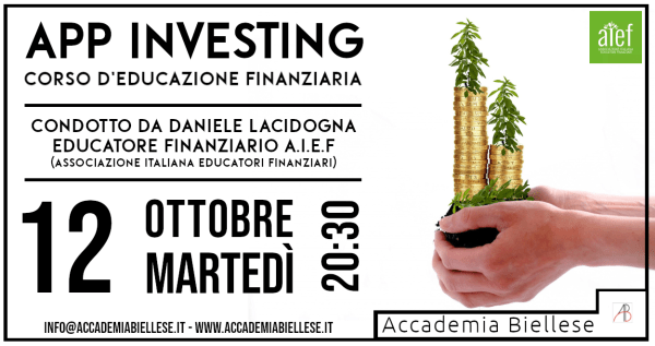 corso di educazione finanziaria online